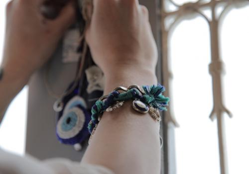 DIY Bracelet | Lucky Charms