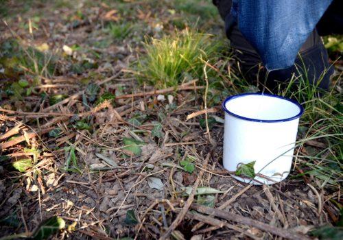 Για το νεράκι σου! A bushcraft DIY: Millbank bag