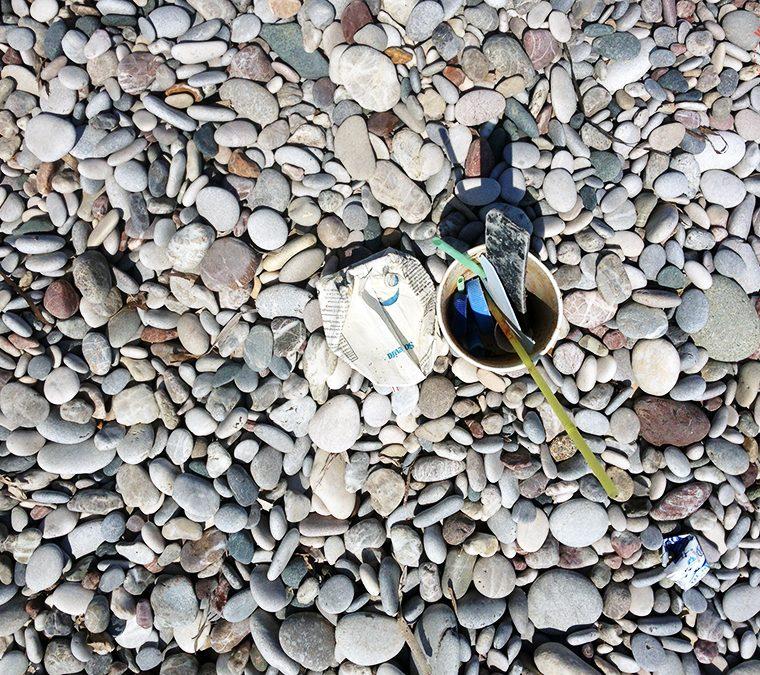Γόπες και Σκουπίδια στη Τσέπη!