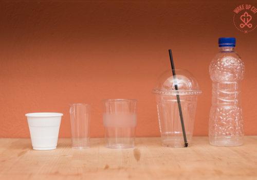 Όχι στο Αθανάτο Πλαστικό Μιας Χρήσης