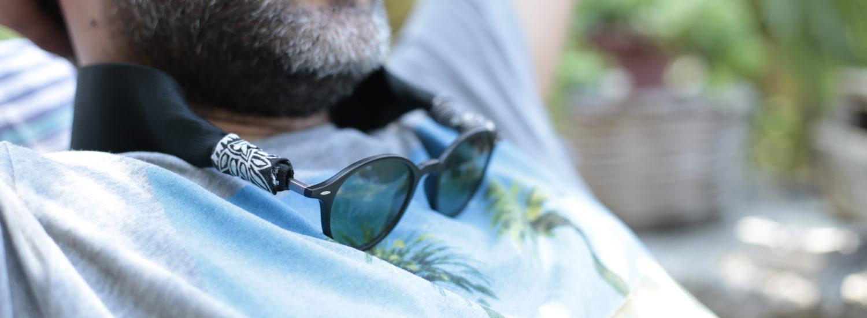 DIY Neck Strap for keeping your glasses safe