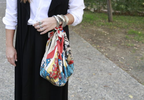 The Superb Upcycled DIY Bag!
