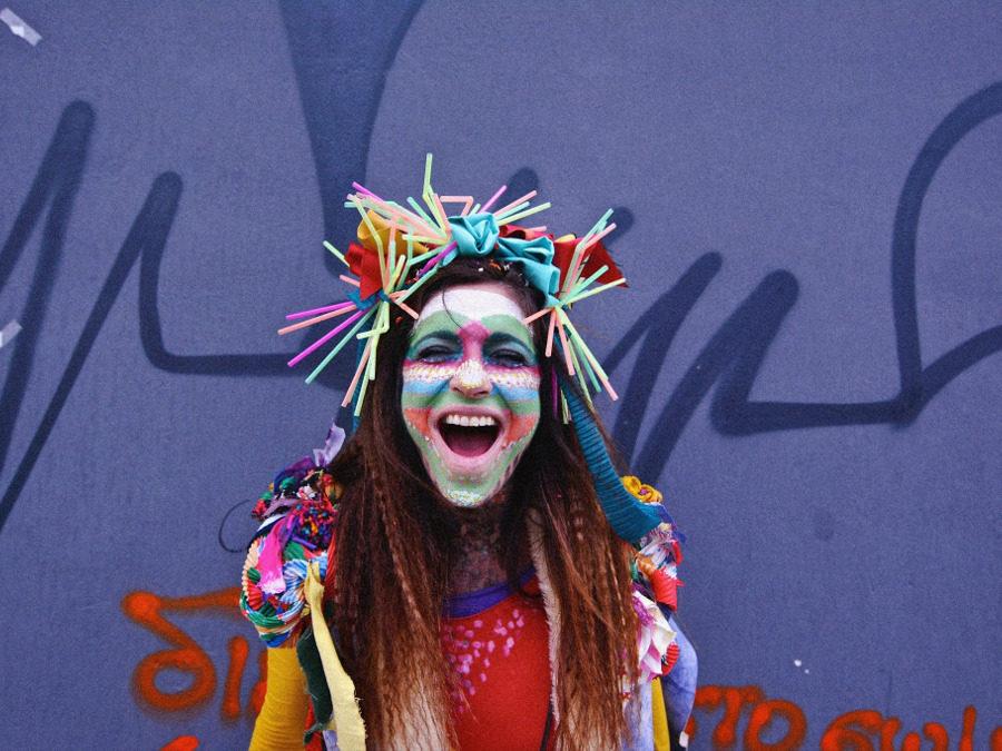 Προετοιμασία για Μασκάρεμα! Carnival Preparations!