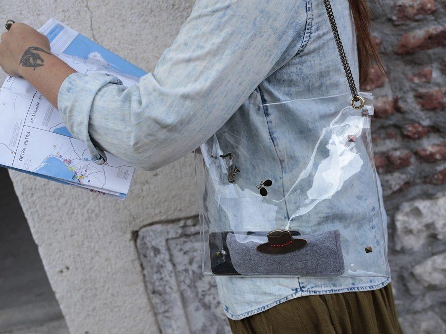 PLASTIC DIY FUN BAG!